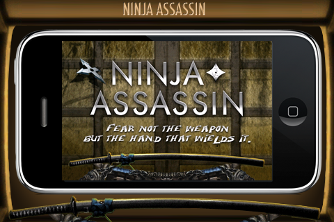 Ninja Assassin screenshot #5