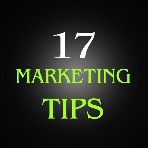 17 Marketing Tips