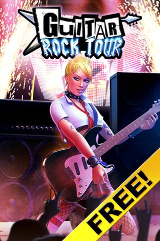 Guitar Rock Tour FREE screenshot 5