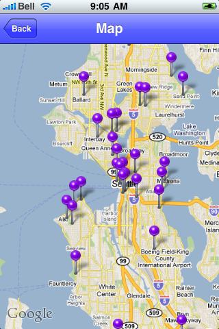 Seattle Sights screenshot #1