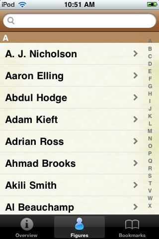 All Time Cincinnati Football Roster screenshot #1