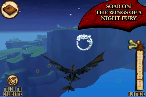 How to Train Your Dragon:  Flight of the Night Fury screenshot 1