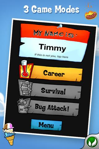Zombies Ala Mode™ screenshot #2