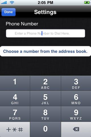Dial My Dad screenshot #3