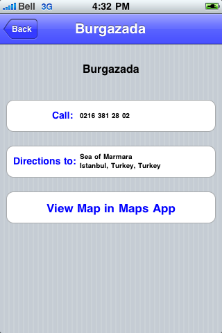 Istanbul Sights screenshot #3