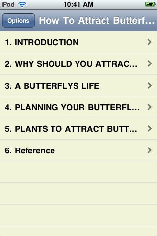 How To Attract Butterflies To Your Garden screenshot #2