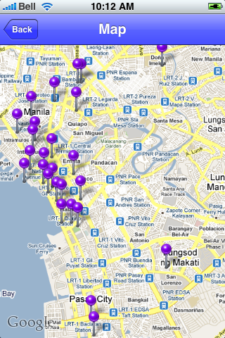 Manila, Philippines Sights screenshot #1