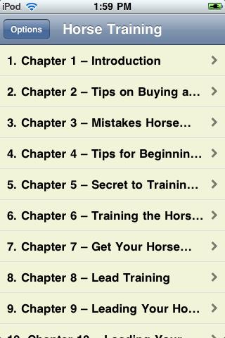 The Beginner's Guide to Horse Training screenshot #1