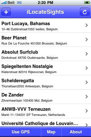 Brussels Sights screenshot #2