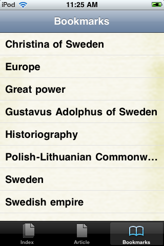 The Swedish Empire Study Guide screenshot #3