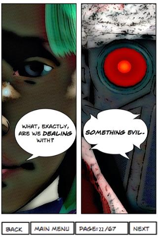 Xmas 2097 screenshot #3