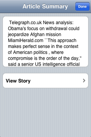 Real Estate News screenshot #3