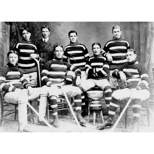 Hockey Team Histories