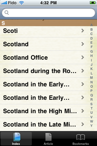 History of Scotland Study Guide screenshot #2