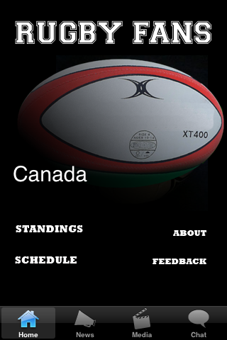 Rugby Fans - Canada screenshot #1