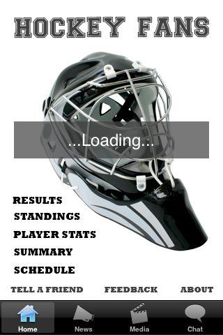 Hockey Fans - New Jersey screenshot #1