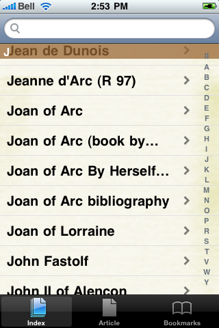 Joan of Arc Study Guide screenshot #3