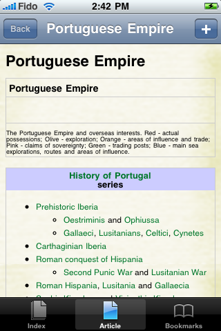 The Portuguese Empire Study Guide screenshot #1