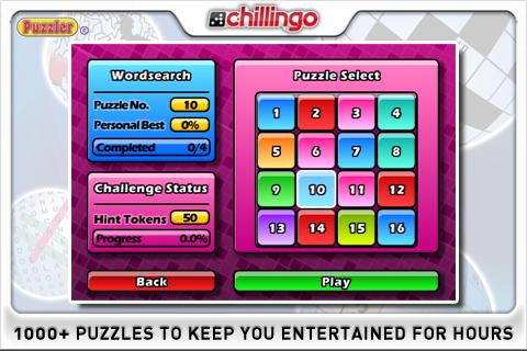 Puzzler World US Lite screenshot #3