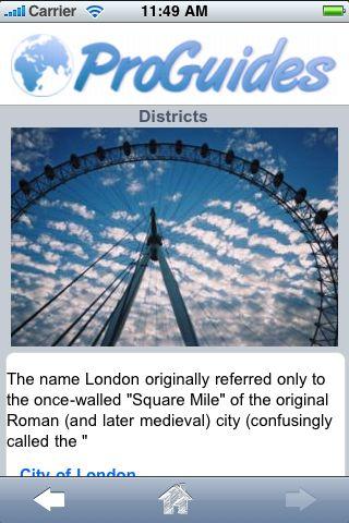 ProGuides - London screenshot #3