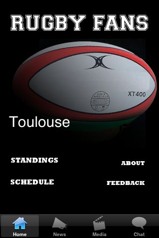 Rugby Fans - Toulouse screenshot #1