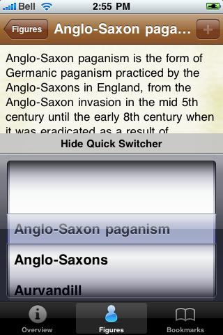 Anglo Saxon Mythology screenshot #3