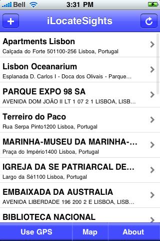 Lisbon Sights screenshot #2