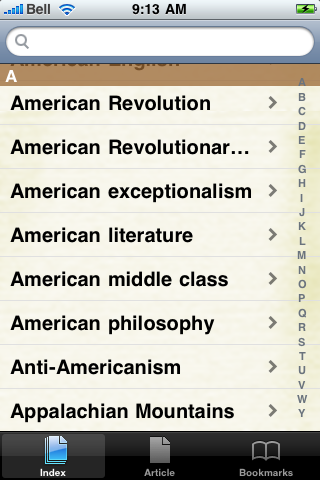 American Revolution Study Guide screenshot #3