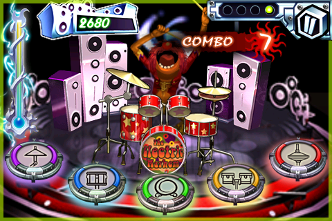 The Muppets Animal Drummer screenshot #5