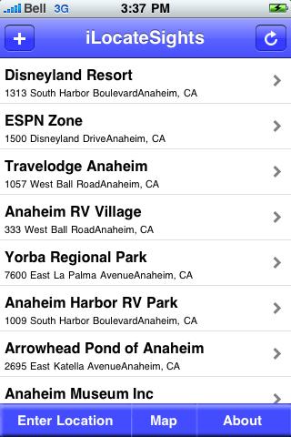 Anaheim, California Sights screenshot #3