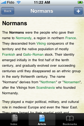 The Normans Study Guide image #1