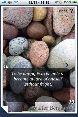 Walter Benjamin Quotes screenshot #2