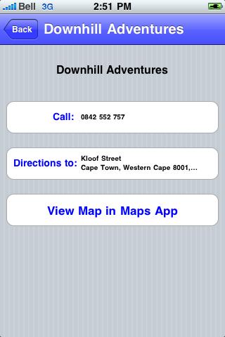 Cape Town Sights screenshot #3