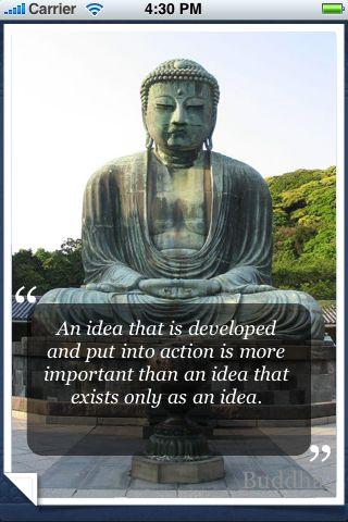 Buddha Quotes screenshot #1