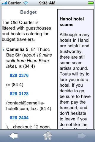 ProGuides - HaNoi screenshot #2