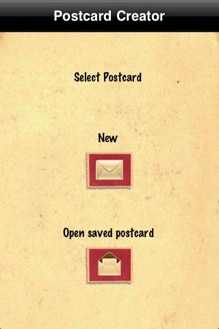 Postcard Creator screenshot #1