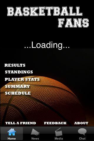 Basketball Fans - Golden State screenshot #1