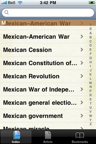 Mexican Revolution Study Guide screenshot #3