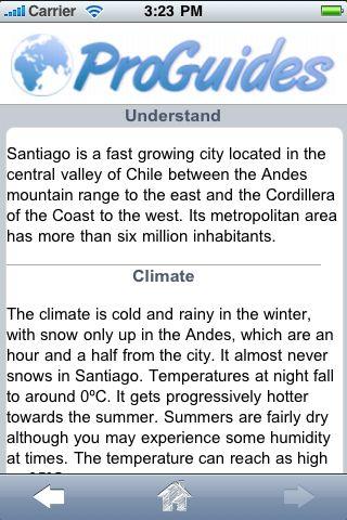 ProGuides - Santiago screenshot #3