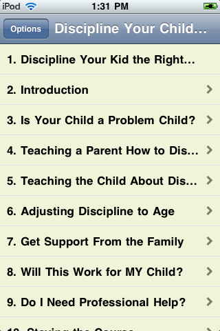 Discipline Your Kid the Right Way screenshot #3