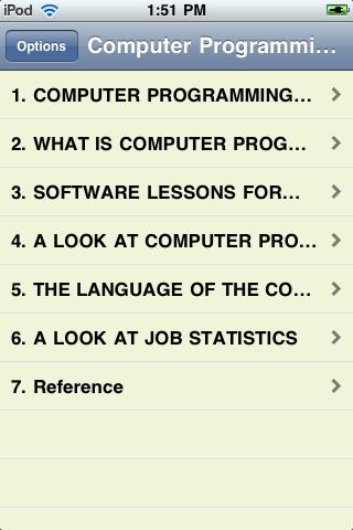 Computer Programming 101 screenshot #2