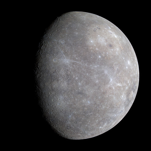 Mercury Study Guide