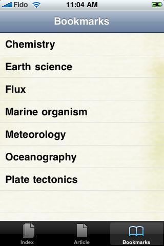 Oceanography Study Guide screenshot #3