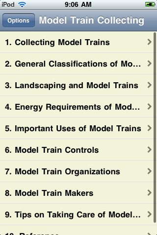 Model Train Collecting screenshot #2