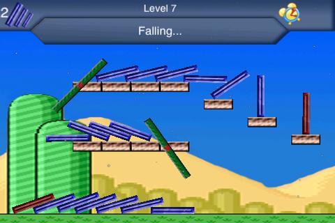 DominoFall screenshot #3