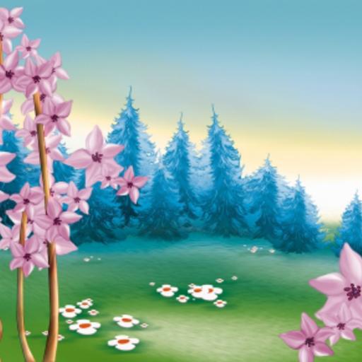Spring Forest Slide Puzzle