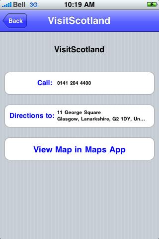 Glasgow, United Kingdom Sights screenshot #2
