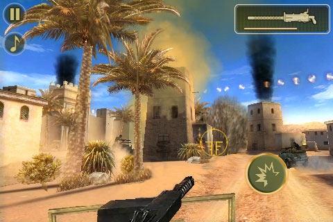 Brothers In Arms® 2: Global Front FREE screenshot #4
