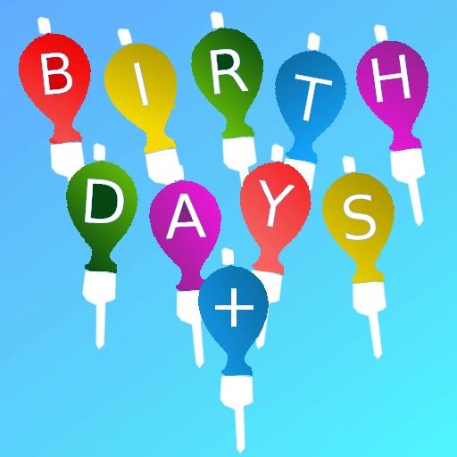 Birthdays With Push