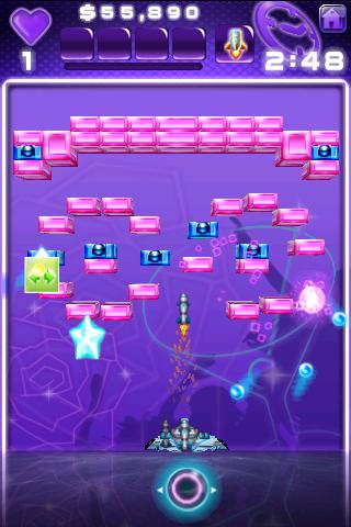 Block Breaker Deluxe 2 FREE screenshot #1
